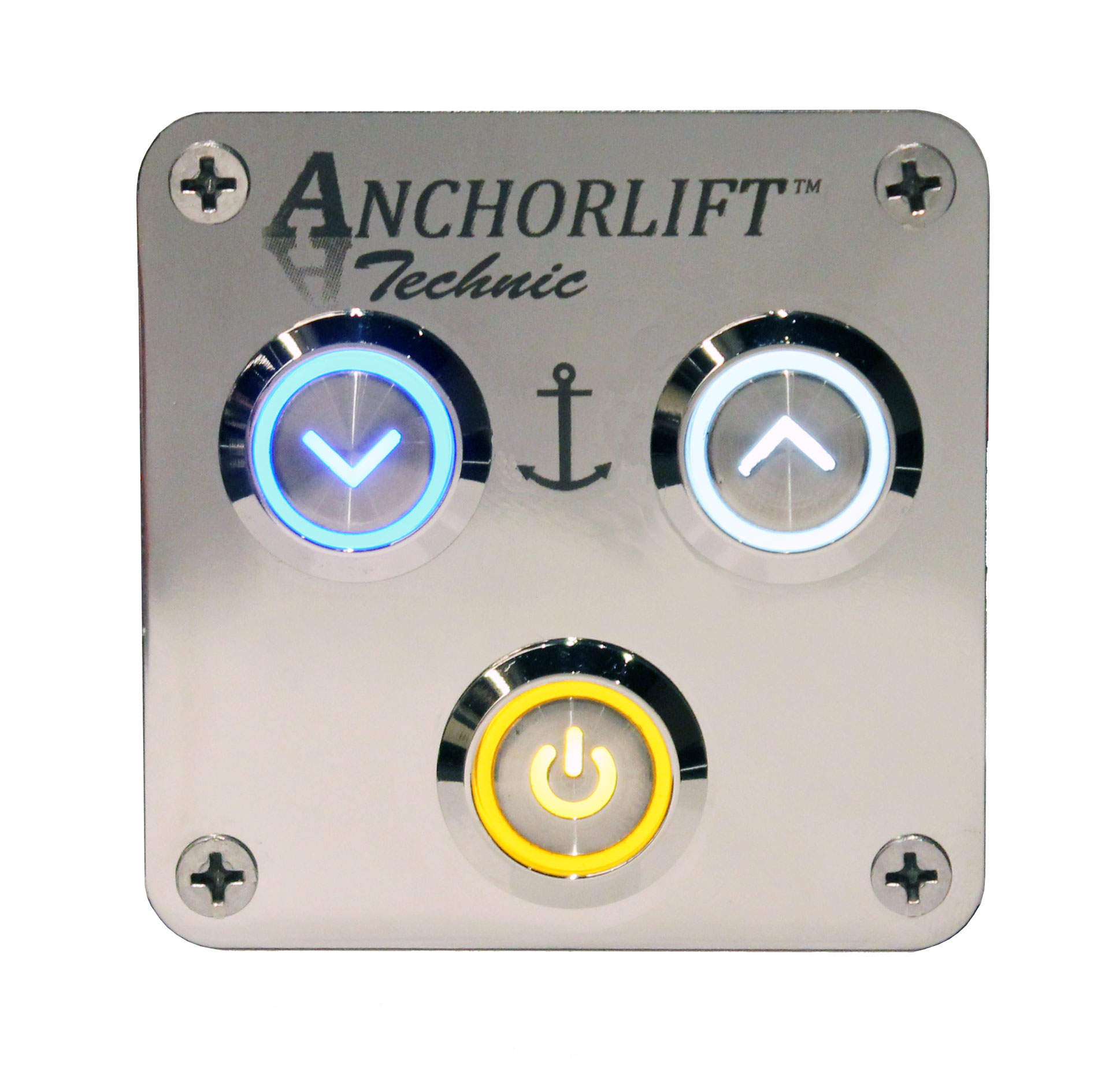 anchorlift control units and electrical components
